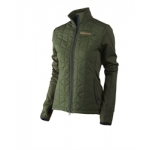 Harkila Hjartvar Insulated Hybrid Lady Jacket in Willow Green